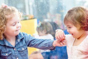 Social-Emotional Skills in Children with Developmental Challenges