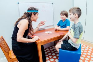How Kids with Sensory-Motor Challenges Can Benefit from Speech-Language Therapy