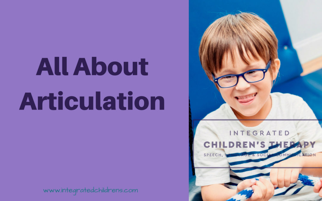 All About Articulation