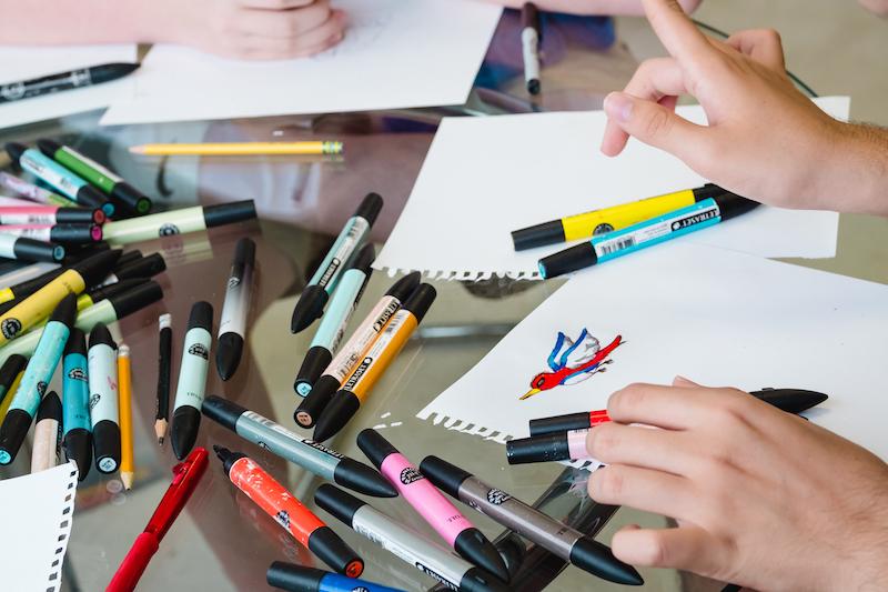 Teens Mural 07