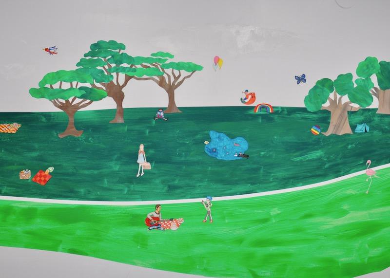 Teens Mural 03