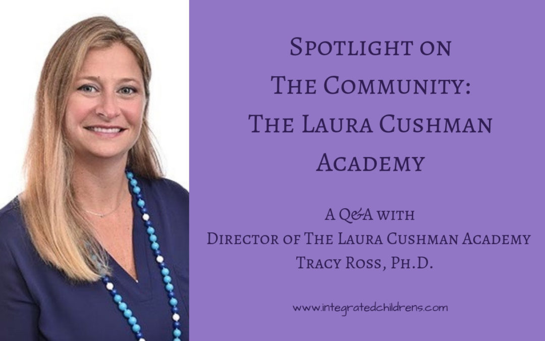 Spotlight on The Community: The Laura Cushman Academy