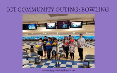ICT Community Outing: Bowling