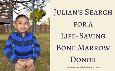 Julian's Search for a Life-Saving Bone Marrow Donor