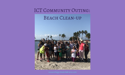 ICT Community Outing: Beach Clean-Up