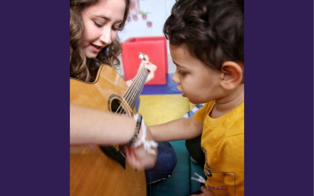 The Many Benefits of Music for Children