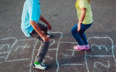 Sensory and Language Benefits of Outdoor Play