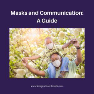 Masks and communication