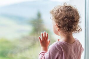 Pandemic affects on child development